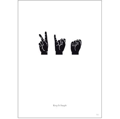 KIS - Keep It Simple (int.)