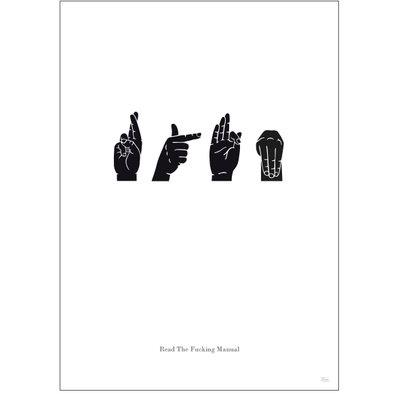 RTFM - Read The Fucking Manual (int.)